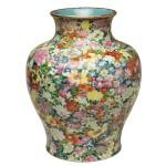 Puzzle d'art en bois 250 pièces Michèle Wilson : Vase Mille Fleurs