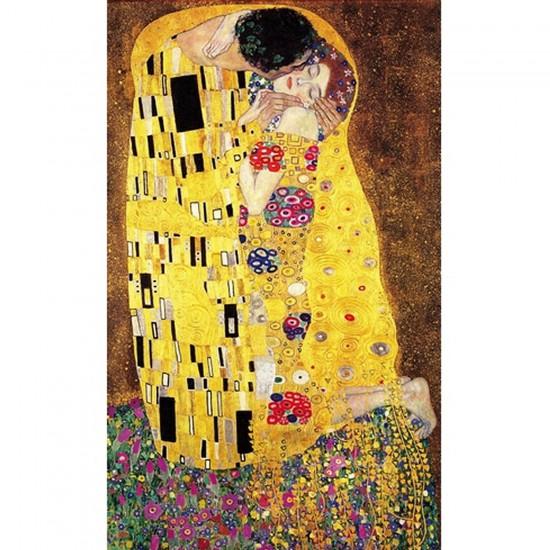 Puzzle d'art en bois 250 pièces Michèle Wilson - Klimt : Le Baiser - PMW-P108-250