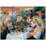 Puzzle d'art en bois 250 pièces Michèle Wilson Renoir : Le dejeuner des canotiers