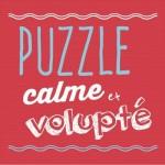Puzzle d'art en bois 30 pièces Michèle Wilson : Calme et Volupté