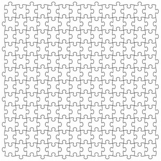 Puzzle d'art en bois 30 pièces Michèle Wilson : Diabolique - PMW-Z28