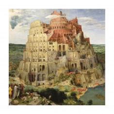 Puzzle d'art en bois 30 pièces Michèle Wilson - Bruegel : Babel