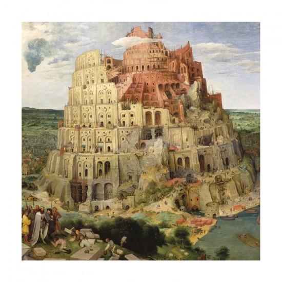 Puzzle d'art en bois 30 pièces Michèle Wilson - Bruegel : Babel - PMW-Z516