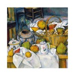 Puzzle d'art en bois 30 pièces Michèle Wilson - Cézanne : Nature morte