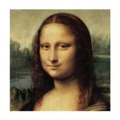 Puzzle d'art en bois 30 pièces Michèle Wilson - Léonard de Vinci : Mona Lisa