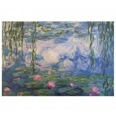 Puzzle d'art en bois 30 pièces Michèle Wilson - Monet : Les nymphéas