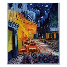 Puzzle d'art en bois 30 pièces Michèle Wilson - Van Gogh : Le café