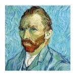 Puzzle d'art en bois 30 pièces Michèle Wilson - Van Gogh : Portrait