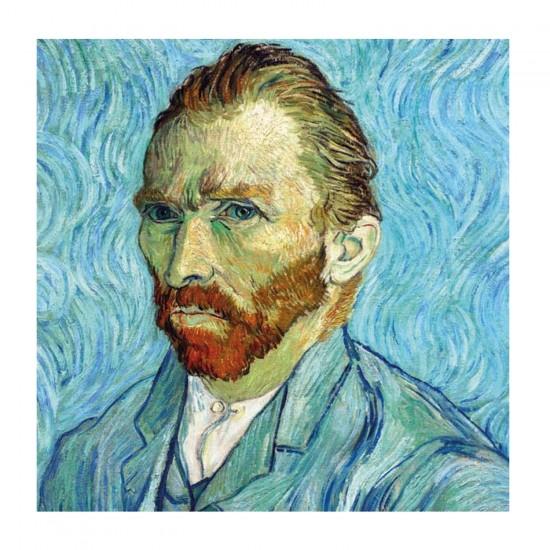 Puzzle d'art en bois 30 pièces Michèle Wilson - Van Gogh : Portrait - PMW-Z52