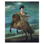 Puzzle d'art en bois 30 pièces Michèle Wilson - Velasquez : Le Prince