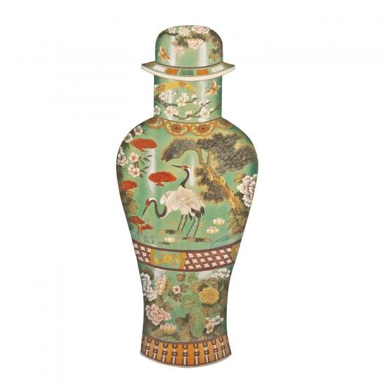 Puzzle d'art en bois 350 pièces Michèle Wilson : Vase Celadon - PMW-A390-350