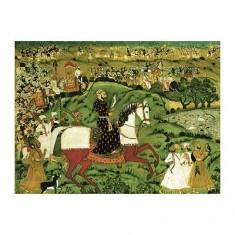 Puzzle d'art en bois 350 pièces Michèle Wilson - Sayyid Djamal