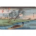 Puzzle d'art en bois 500 pièces Michèle Wilson  :  Seba Hiroshige
