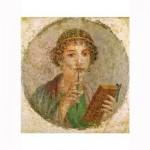 Puzzle d'art en bois 80 pièces Michèle Wilson : Portrait d'une femme Art étrusque