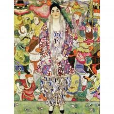 Puzzle d'art en bois 80 pièces Michèle Wilson  - Klimt  : Maria Beer