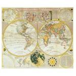 Puzzle d'art en bois 80 pièces Michèle Wilson - Dunn : Terre et Ciel