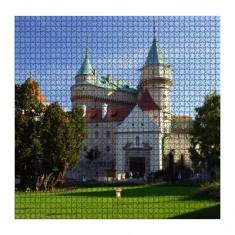 Puzzle Personnalisé 1500 pièces - Carré