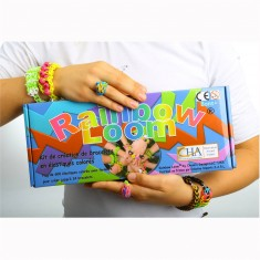 Rainbow Loom : Kit de démarrage