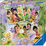 3 puzzles - Disney Fairies