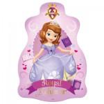 4 puzzles 10 à 16 pièces : Princesse Sofia