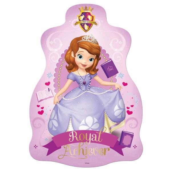 4 puzzles 10 à 16 pièces : Princesse Sofia - Ravensburger-07349