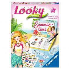 Coffret de loisirs créatifs : Looky Style Book - Summer