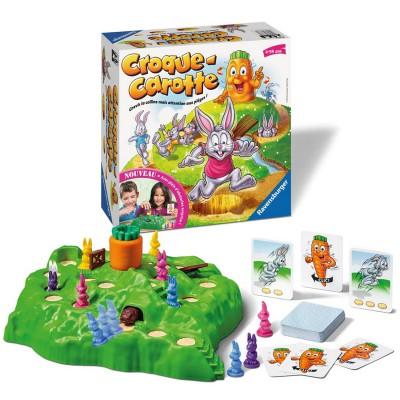 croque carotte jeux et jouets ravensburger avenue des jeux. Black Bedroom Furniture Sets. Home Design Ideas