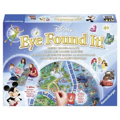 disney eye found it jeux et jouets ravensburger avenue des jeux. Black Bedroom Furniture Sets. Home Design Ideas