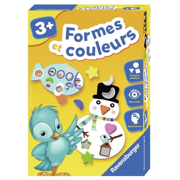 Formes et couleurs - Ravensburger-24032