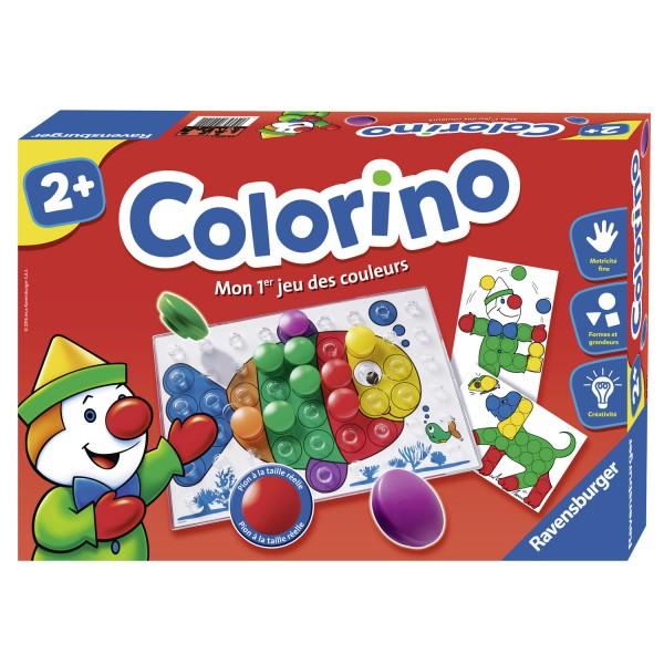 Jeu de couleurs : Colorino - Jeux et jouets Ravensburger - Avenue des Jeux
