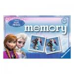 Jeu du Memory : La Reine des Neiges