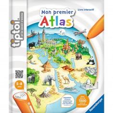 Jeu électronique Tiptoi : Mon premier Atlas