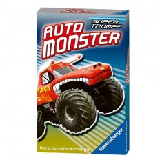 Jeu en Allemand Karten : Auto Monster