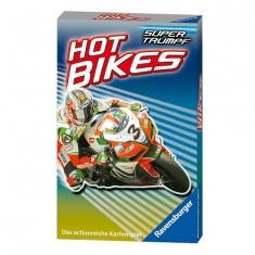 Jeu en Allemand Karten : Hot Bikes