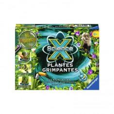 Jeu scientifique : Mini Science X : Plantes grimpantes