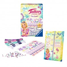 Kit créatif So Styly : Tattoos & Friends Bands : Cool Summer