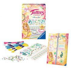 Kit créatif So Styly : Tattoos & Friends Bands : Festival Style