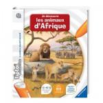 Livre électronique Tiptoi : Je découvre les animaux d'Afrique