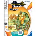 Livre électronique Tiptoi Destination Savoir : L'Egypte
