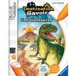 Livre électronique Tiptoi Destination Savoir : Les dinosaures