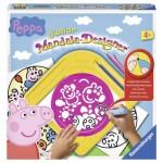 Mandala Designer Junior : Peppa Pig