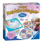 Mandala Designer Original : La Reine des Neiges
