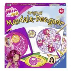 Mandala Designer Original : Mia and Me