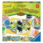 Mandala-Designer Sable : Chevaux