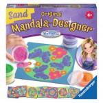 Mandala-Designer Sable : Papillons
