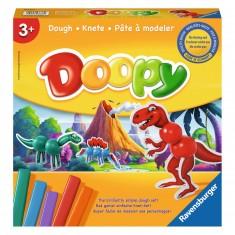 Pâte à modeler Doopy : Dinosaures