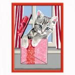Peinture au numéro : Numéro d'Art Petit Format Classique : Joli cadeau