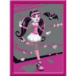 Peinture au numéro Numéro d'art Monster High : Draculaura