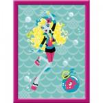 Peinture au numéro Numéro d'art Monster High : Lagoona Blue
