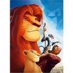 Puzzle 100 pièces XXL - Le Roi Lion